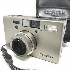 【Near Mint】Contax T3 35mm Point & Shoot Camera *Double Teeth* from JAPAN 629