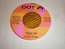 Mitch Ryder 45 Sugar Bee Dot
