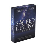 Sacred Destiny Oracle Cards 52-Card Deck To Discover The Landscape Of Your Soul