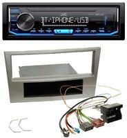 JVC MP3 Bluetooth USB AUX Autoradio für Opel Zafira B Astra H Corsa D ab 2005 sa