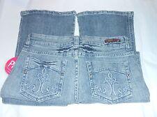 Underground Soul Plus Size Girls Stretch Denim Jeans Hyperon Wash 10 1/2 NWT