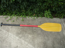 Canoe paddle.graphite?.canoeing / rafting.pick up.Atlanta, Ga