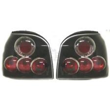 Rückleuchten Set links & rechts für VW Golf III 3 nur Limo 91-97 klar schwarz