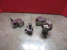 MIYANO CNC-6BC CNC LATHE HARDINGE TOOL ARM  S-L8 LOT OF TOOLING TOOL HOLDER