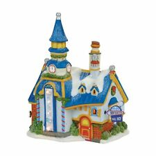 Department 56 North Pole New Year's Eve Center Lighted Building #4056667