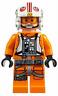 Lego Star Wars 75235 mini figure Luke Skywalker Pilot - Genuine