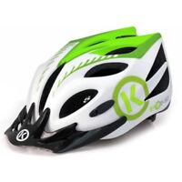 BYK Kids Bike Bicycle Helmet GREEN Sized 50 - 55cm