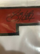 SIDNEY CROSBY SIGNED TEAM CANADA 2010 VANCOUVER OLYMPICS NIKE HOCKEY GAME JERSEY