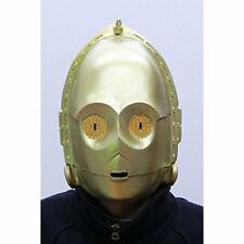 Star Wars C-3PO Rubber Mask Cosplay costume import Japan Japan new.
