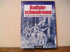 Radfahrschwadronen-Fahrräder bei der Wehrmacht 1939-45  von Horst Hinrichsen