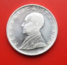 """Italien 500 Lire 1974 Silber, KM# 103, Prooflike, """"Marconi"""", #F0949"""