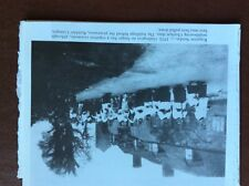 f1l ephemera reprint picture oddington rogation sunday 1952