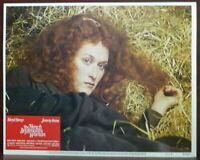Meryl Streep The French Lieutentant's Woman SET 8 Original 1981 Lobby Cards