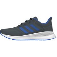 adidas Sportschuhe Kinderschuhe Turnschuhe Runfalcon Laufschuhe Grau Blau EE4670