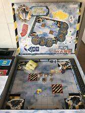 BBC-robot wars las guerras de juego permiten al comenzar Juego de Mesa 100% COMPLETO Vintage