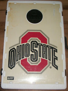 Ohio State Logo Baggo Bag Toss Cornhole Game USA Complete
