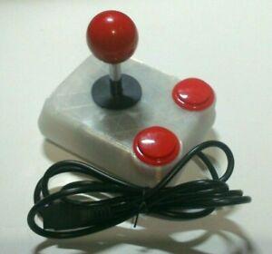 NEW! Competition Pro Retro Joystick Style - Amstrad/Spectrum/Atari/Amiga/C64 etc