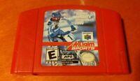 Jeremy McGrath Supercross 2000 Nintendo 64 N64 Acclaim Entertainment Sports