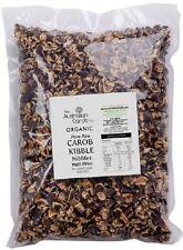 The Australian Carob Organic Carob Kibble Nibbles Raw 1Kg