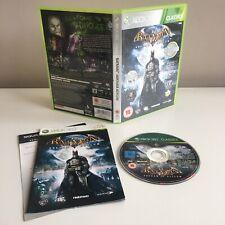 Microsoft Xbox 360 PAL Classics Batman Arkham Asylum Dc Completo con Manual
