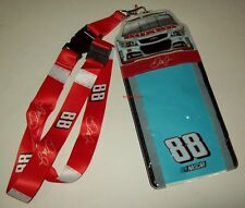 Dale Earnhardt Jr #88 National Guard Car Top Ticket Credential Plastic Holder