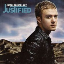 JUSTIN TIMBERLAKE <> JUSTIFIED <> CD <> 2002  ~