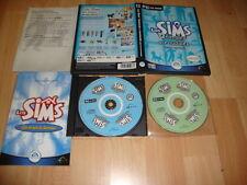 LOS SIMS 1 ANIMALES A RAUDALES EXPANSION PARA PC CON 2 DISCOS USADO COMPLETO