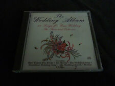 THE WEDDING ALBUM RARE NEW SEALED CD! HERE COMES THE BRIDE AVA MARIA BRIDAL