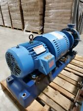 Goulds Mtx Centrifugal Pump M3196 1x2 9 With Motor