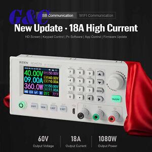 RD6018 RD6018W USB WiFi DC-DC Voltage Step Down Power Supply Buck Converter