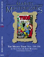 Marvel Masterworks 158 Variant Edition The Mighty Thor Vol 10 Still H/c