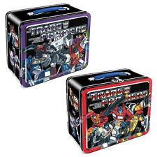 Transformers Autobots vs. Decepticons Collectible Tin Tote