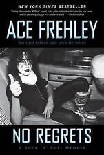 No Regrets: A Rock 'n' Roll Memoir by Ace Frehley (Paperback / softback, 2012)
