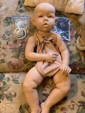 Liam, Reborn Doll Kit 28'' by Bonnie Brown. Body + Neck Ring + Oval Glass 24 mm.