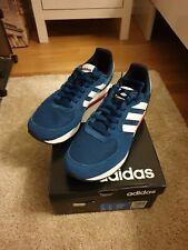 Adidas cortos 8k azul-talla 44/9,5 raras