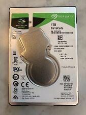 Seagate Barracuda 1 TB, Internal, 7200 RPM,2.5 inch (ST1000LM048) Hard Drive