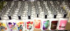 50 Bath & Body Works Signature Collection Body Lotion Whole Sale Mix NEW
