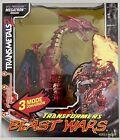 Transformers Beast Wars Transmetals 2: Megatron Dragon Action Figure (80449) NIB