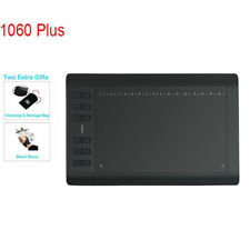 Huion 1060 Plus Updated Larger Art Graphic Board Drawing Tablet 12 Hot Keys+ Pen