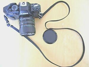 Canon T60 35mm Film SLR Camera with Canon 35-70mm FD Lens - Tested - Very Good