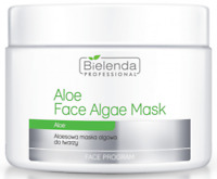 BIELENDA PROFESSIONAL Aloe Algae Face Mask for Acne and Problematic Skin 190g