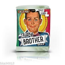 Filthy Brother - Filthy Farmgirl Large Bar Soap Ginger Peppermint Jojoba