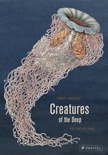 Creatures of the Deep: The Pop-Up Book by Ernst Haeckel Hardcover Book (English)