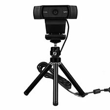 Lightweight Mini Webcam Tripod Camera Desk Tripod Mount Phone Holder Table Stand