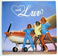 LUV - WITH LUV (incl. TROJAN HORSE) - LP - GERMANY 1978