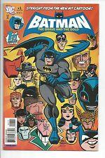 BATMAN THE BRAVE AND BOLD  #1 #2 #3 cartoon comic UNREAD 9.2 NM-, 2008, DC