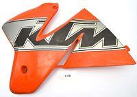 KTM 125 EXE ´01 - Seitenverkleidung Tankverkleidung links