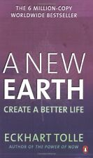 A New Earth: Create a Better Life By Eckhart Tolle. 9780141042886