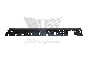 1959-1960 Chevy 2-Door Hardtop Door Panel Top LEFT Rail OEM