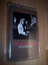 1987 The Del Fuegos Stand Up Cassette